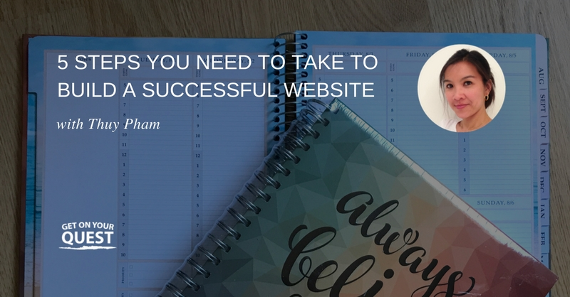 41: 5 Steps You Need To Take To Build A Successful Website